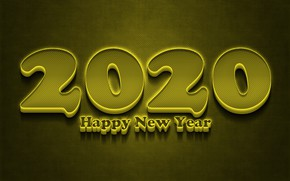 Картинка Новый год, New Year, 2020