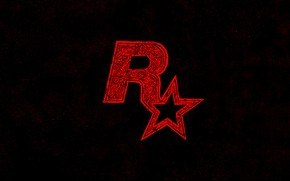 Картинка текстура, Rockstar, рокстар, Red dead