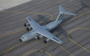 Картинка ВПП, A400М, Airbus A400M Atlas, Airbus Military