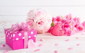 Картинка цветы, подарок, букет