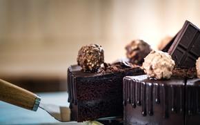 Картинка еда, шоколад, торт, cake, десерт, chocolate