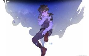Картинка My Hero Academia, Boku No Hero Academia, Мидория Изуку, Midoriya Izuku, Моя Геройская Академия