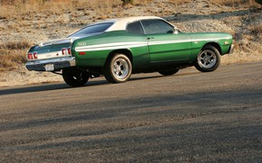 Картинка Muscle, Mopar, Vehicle, Plymouth Duster