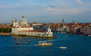 Картинка Италия, Венеция, таможня