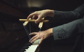 Картинка музыка, игра, пианино