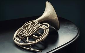 Картинка музыка, труба, инструмент