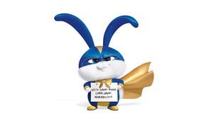 Картинка кролик, герой, костюм, Тайная жизнь домашних животных 2, The Secret Life of Pets 2