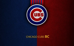 Картинка wallpaper, sport, logo, baseball, Chicago Cubs