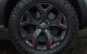 Картинка колесо, Land Rover, Discovery, 4x4, 2017, V8, SVX, 525 л.с., 5 л.