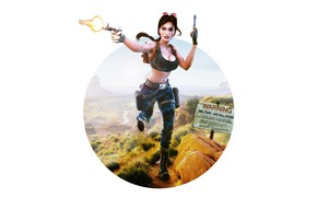 Картинка Девушка, Минимализм, Рисунок, Пистолет, Классика, Tomb Raider, Лара Крофт, Арт, Красотка, Секси, Фигура, Lara Croft, …