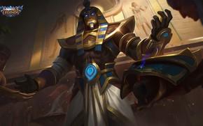 Картинка Египет, Фараон, Mobile Legends Bang Bang