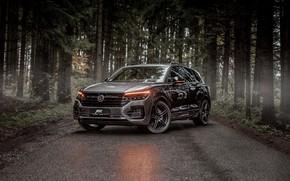 Картинка TDI, Volkswagen, Touareg, кроссовер, ABT, R-Line, V8, 2019