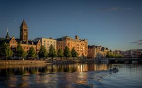 Картинка здания, Швеция, Норрчёпинг