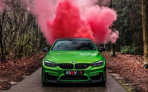 Картинка BMW, Green, M-Performance
