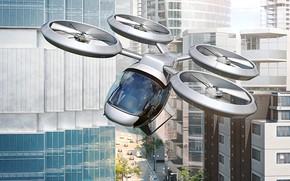Картинка future, drone, engineering, fly car