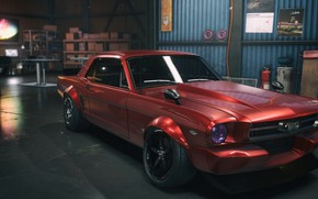 Картинка need for speed, ford, payback
