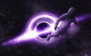 Картинка звезды, вселенная, планета, space, universe, созвездие, nebula, astronaut, black hole