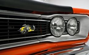 Картинка Dodge, Classic, Coronet, Muscle car, Super Bee
