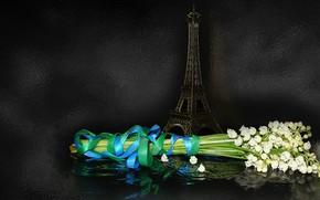 Картинка цветок, лето, природа, настроение, красота, букет, ландыши, flower, красивые, flowers, beautiful, beauty, harmony, обои на …