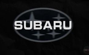 Картинка car, Subaru, logo