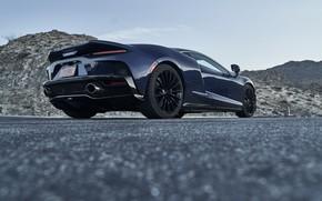 Картинка McLaren, суперкар, North America, 2020, McLaren GT