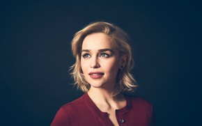 Картинка актриса, блондинка, Emilia Clarke