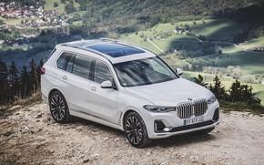Картинка BMW, xDrive, 2019, X7