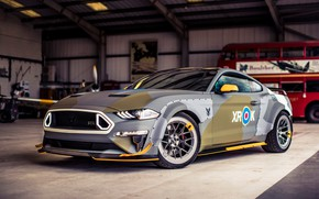 Картинка Ford, RTR, 2018, Mustang GT, Eagle Squadron