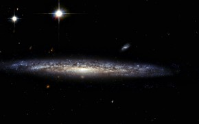 Картинка Spiral galaxy, Advanced Camera for Surveys, Calcium-rich supernovae, Constellation Boötes, Supernova SN 2003dr, NGC 5714