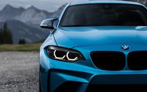 Картинка рендеринг, BMW, BMW M2