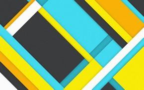 Картинка линии, полосы, жёлтый, серый, yellow, lines, gray