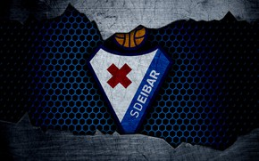 Картинка wallpaper, sport, logo, football, Eibar