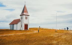 Картинка Iceland, West, Hellnar