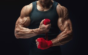Картинка muscles, arms, bodybuilder