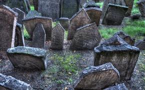 Картинка жизнь, кладбище, надгробные плиты