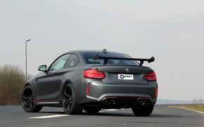 Картинка BMW, сзади, 2018, Alpha-N, F87, M2