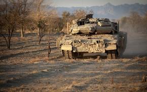 Картинка танк, Danmark, Leopard 2A5DK, Леопард 2А5 ДК