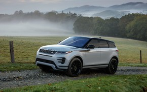 Картинка Range Rover, Evoque, P300, HSE, 2019, Black Pack, R-Dynamic