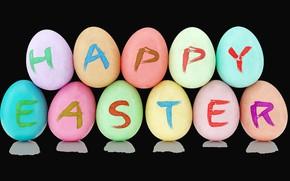 Картинка Życzenia, Wielkanoc, Jajka