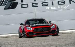 Картинка Mercedes-Benz, AMG, 2018, Prior Design, GT S, PD700GTR
