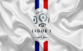 Картинка wallpaper, sport, logo, France, football, Ligue 1