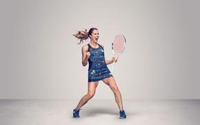 Картинка Sport, Tennis, French, WTA, Alize Cornet, Alize, Cornet