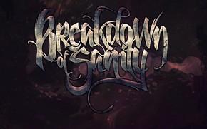 Картинка Музыка, Логотип, Breakdown Of Sanity
