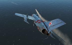 Картинка ОКБ МиГ, Истребитель-перехватчик, МиГ-19П