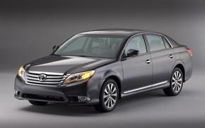 Картинка Toyota, седан, 2011, Avalon, четырёхдверный