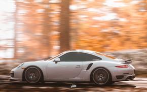 Картинка скорость, 911, Porsche, Microsoft, Forza Horizon 4, by Wallpy