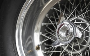 Картинка Диск, Спицы, Classic, Хром, 1963, Classic car, 250, Ferrari 250 GTO, Gran Turismo, 250 GTO, …