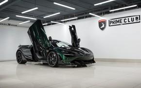 Картинка McLaren, двери, суперкар, Spider, TopCar, Fury, 2020, 720S