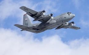 Картинка Самолет, USAF, C-130 Hercules, C-130, Военно-транспортный, HC-130J Combat King II