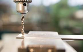 Картинка metal, metallurgical, bench drill